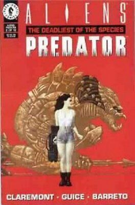 Aliens vs Predator: Deadliest of Species (1993 Ltd #   2 (VryFn Minus-) (VFN-) C