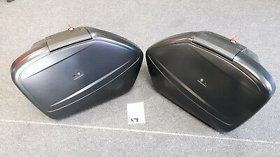 Side cases - Zijkofferset Honda '06-'11 - NEW - NIEUW