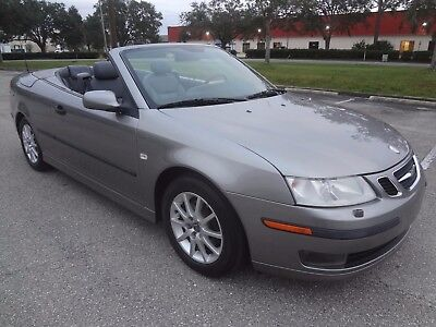 2004 Saab 9-3 9-3 Arc convertible 2004 9-3 ARC PREMIUM CONVERTIBLE. 1 OWNER. 42525 ACTUAL MILES. SIMPLY STUNNING