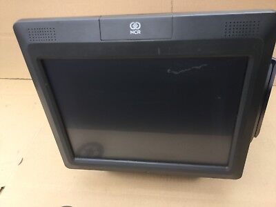 NCR 7403-1310 POS Terminal, 15''  TOUCH SCREN DISPLAY