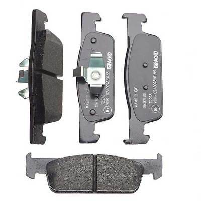 Audi RS Q3 2.5 Litres Pagid Front Brake Pads Set Teves Braking System