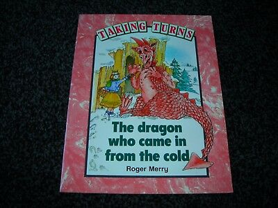 Taking Turns  The dragon who came in from the cold   Roger Merry