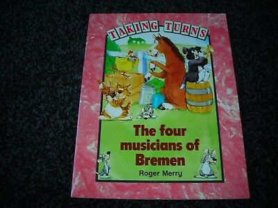 Taking Turns The four musicians of Bremen   Roger Merry