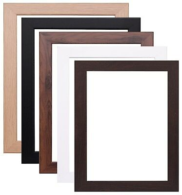 Picture Frame Photo Frames A1 A2 A3 A4 10x8Inch A5 Poster Frame Black Oak White