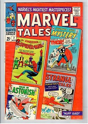 Marvel Tales #7 Silver Age Marvel Comics The Enforcers
