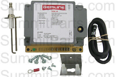 24V Ignition Box Replaces Hot Surface Ignition Adc 881500, 128974 - Gem-B