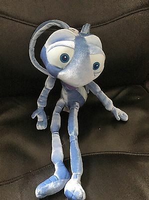 Large A Bugs Life Flik Blue Ant Soft Toy 17  Applause