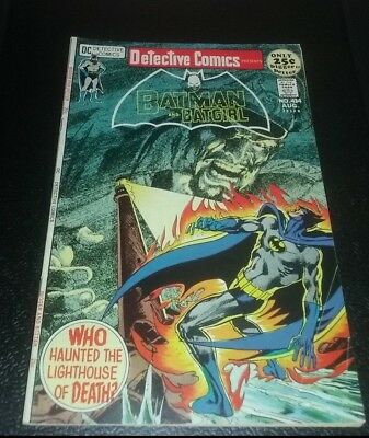 Detective Comics #414 Neal Adams cover, Bronze Age Batman 5.5 F -
