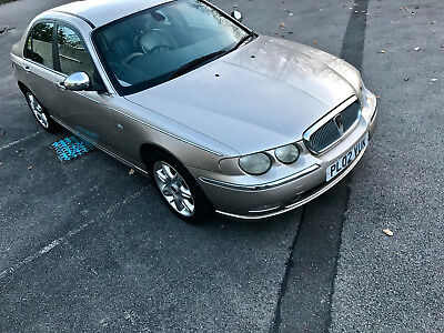 2002 Rover 75 2.0 Cdt Diesel Se Connoisseur Rare Full Heated Leathers No Reserve