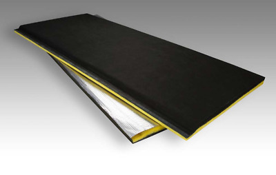 """Duct board Case (Three 4' x 10' sheets) 2"""" thick R8"""