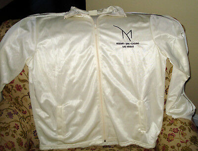 Large Ladies Zippered Front Jacket From The M Resort, Spa, Casino Las Vegas