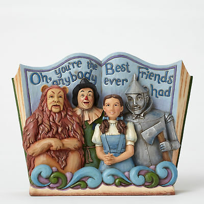 Disney Traditions Jim Shore Wizard of Oz Storybook Characters Together New W Box