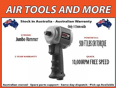Impact Wrench Air 1/2""