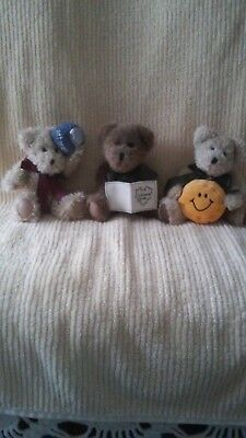 Boyds Bears Cheer Up, Get Well and Someone Special