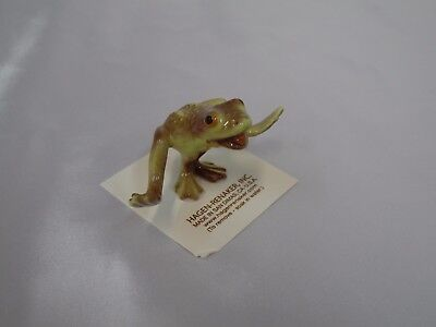 Hagen Renaker Leap Frog Figurine Miniature 4029 FREE SHIPPING NEW Retired