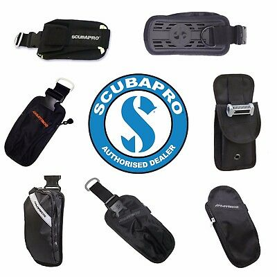 SCUBAPRO WEIGHT POCKET Each (ALL SCUBAPRO BCD MODELS) ~ Free Shipping