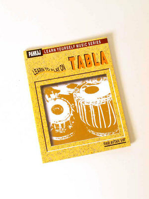TABLA : Learn to play on TABLA ... englischsprachig, 47 Seiten - PANKAJ