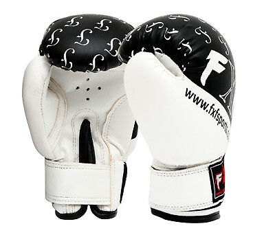 Boxing Gloves Kids Junior Youth Sparring Training Mitts MMA 4-oz Muay Thai Kick