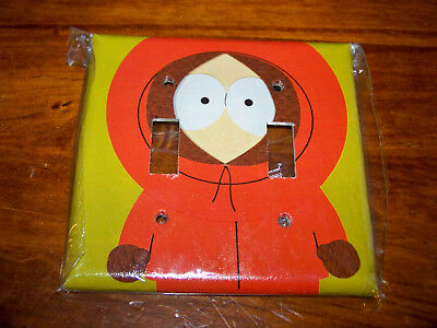 South Park Kenny 2 Hole Light Switch Plate