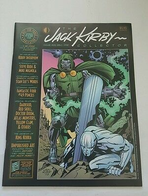 The Jack kirby collector magazine # 22 , 1998