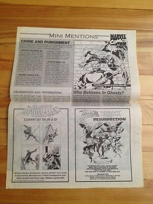 marvel mini mentions 1993 promo