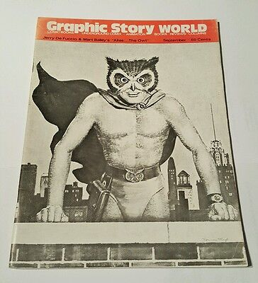 Graphic story world # 7, 1972