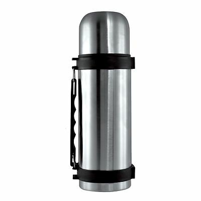 Stainless Steel Vacuum Thermos Bullet Flask .5LT,.75LT.1L,1.5L ,1.8L HOT & COLD