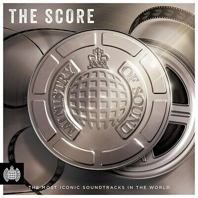 The Score - Various Artists (Box Set) [CD]