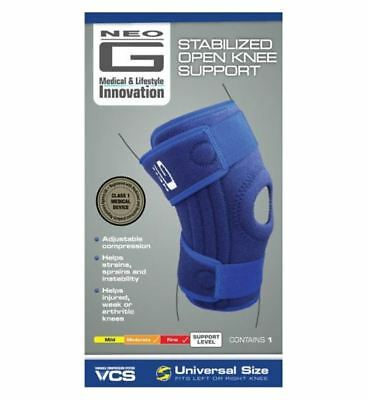 ee135365e9 NEO G STABILIZED Open Knee Support - Universal Size - £33.00 ...