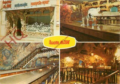 Postcard: Algarve, Portimao, Buraco Da Avo Restaurante Snack Bar (Multiview)