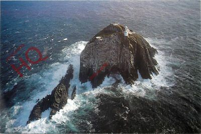 Picture Postcard: Co. Cork, The Bull Rock, Lighthouse