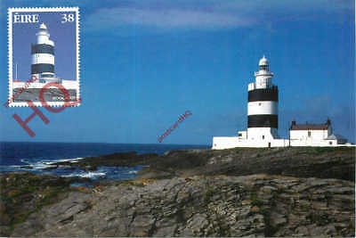 Picture Postcard: Hook Point, Co. Wexford, Lighthouse