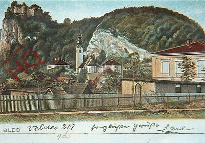 Picture Postcard- Bled, 1903-1926 (Repro)