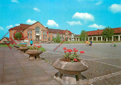 Picture Postcard, Lidice, The House Of Culture