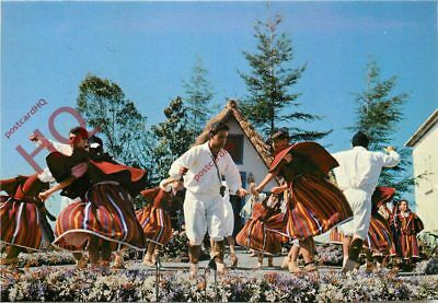 Picture Postcard; Madeira, Folklore Group, Dance
