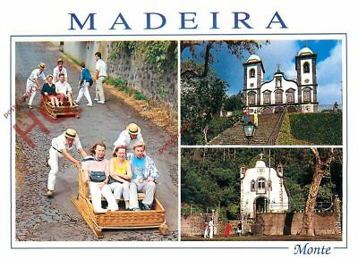 Picture Postcard-:Madeira, Monte (Multiview)