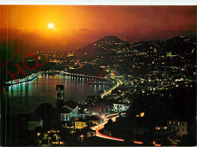 Picture Postcard--Madeira, Funchal, Por Do Sol, Sunset