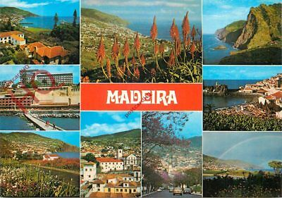 Picture Postcard; Madeira (Multiview) The Best Views