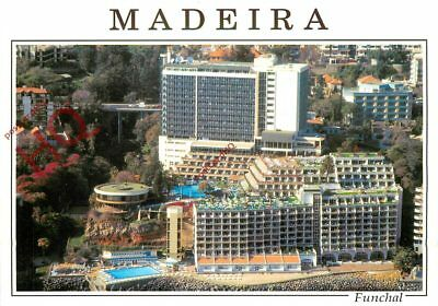 Picture Postcard; Madeira, Funchal