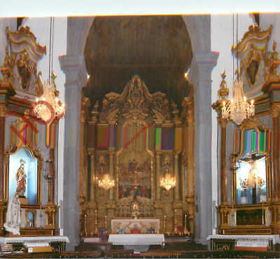 Picture Postcard:;Madeira, Igreja Do Monte (Bad Scan)