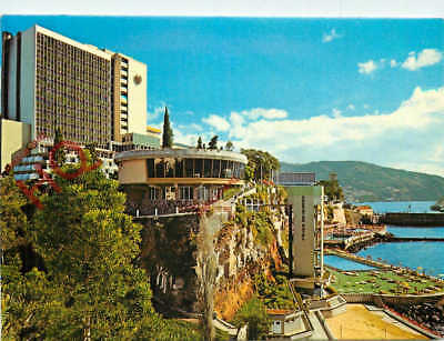 Picture Postcard::Madeira, Funchal, Sheraton Hotel