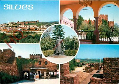 Picture Postcard:-Silves (Multiview)