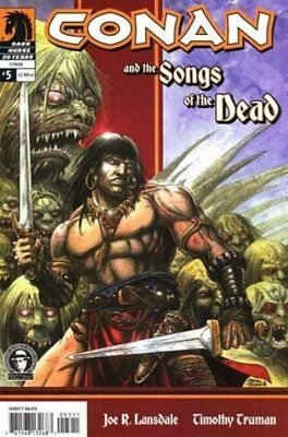 Conan & The Songs of the Dead (2006 Ltd) #   5 Near Mint (NM) Dark Horse MODN AG