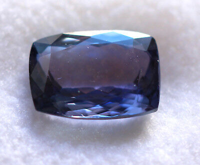 3,97 ct Superbe Tanzanite AAA