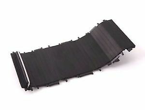 New Genuine BMW 3 Series E46 Black Storing Partition Roller Cover 5116 7038333