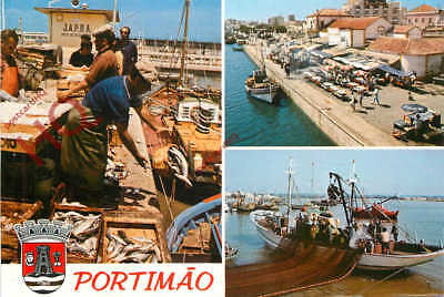Picture Postcard-:Portimao (Multiview)