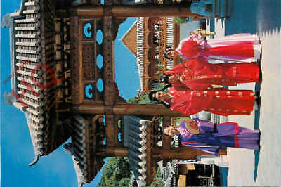 Picture Postcard; Sung Dynasty Village