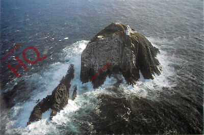 Picture Postcard- The Bull Rock, Co. Cork, Lighthouse