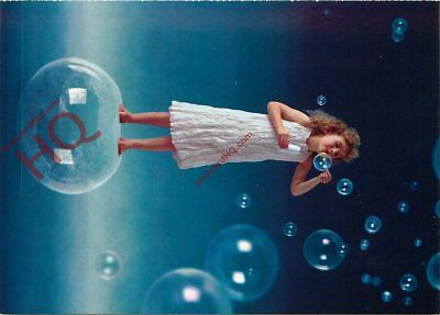 Picture Postcard~ Toyota Yaris Advertising, How Strong Can Light Be (Bubbles)