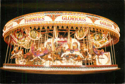 Picture Postcard::Turner's Musical Merry-Go-Round